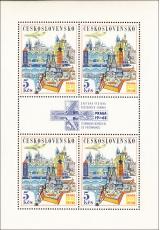 PL L62 - Světová výstava poštovních známek PRAGA 1968 - čistý