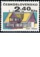 Lidov� architektura - 2,40 K�s - �. 1878 - II. typ - st�novan� K�s - �ist�