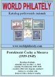 Katalog poštovních známek - Protektorát Čechy a Morava (1939-1945) – World Philately 2016 na CD-ROM médiu