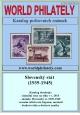 Katalog poštovních známek - Slovenský stát (1939-1945) - World Philately 2016
