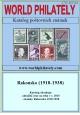Katalog poštovních známek – Rakousko (1918-1938) - World Philately 2016