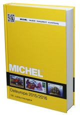 MICHEL: Europa Band 7 - Osteuropa katalog 2015/2016