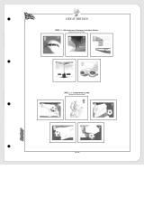 Albové listy CONTOUR-S  Velká Británie 2000-2004, nezasklené (61 listů), papír 250gr.