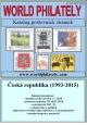 Katalog poštovních známek - Česká republika (1993-2015) - World Philately 2016