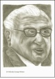 Pohled na postcrossing - Sir Nicholas Winton - P-KM-045