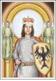 Postcrossing pohlednice - sv. Václav - PO-0238