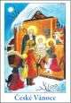 Josef Lada - Vánoce - pohlednice - Betlém 1940
