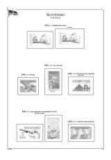 Albové listy POMfila SR - ročník 2016, A4, papír 160 g, zákl. verze - (4), bez obalů