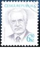 Prezident Václav Klaus - razítkovaná - č. 382