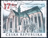 Evropská výstava Brno 2005 - Chrám Nanebevzetí P. Marie v Brně - razítkovaná - č. 388