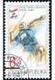 Letní paralympiáda 2004, Atény - razítkovaná - č. 406