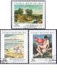 Umění 2004 - razítkovaná - č. 417-419