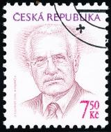 Prezident ČR - Václav Klaus - razítkovaná - č. 426