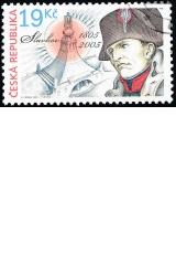 200. výročí bitvy u Slavkova - č. 434 - razítkovaná