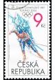 XX. Zimní olympijské hry Turín - č. 460 - razítkovaná