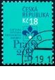 Světová výstava poštovních známek Praga 2008 - č. 539 - razítkovaná