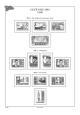 Albové listy A4 POMfila SSSR  - 1923-1944 - nezasklené (75 listů), vč.zesílených obalů, papír 160gr.