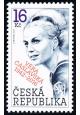 Osobnosti - Věra Čáslavská - č. 924 - za nominál