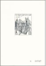 1968, Světová výstava poštovních známek PRAGA 68, PT 3
