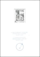 1986, 6. mezinárodní veletrh pošt. zn. ESSEN 1986, PT 16