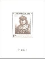 1988, Světová výstava poštovních známek PRAGA 88, PT 20