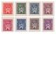 Služební známky 1947 - čisté poštovní známky - č. Sl8-15