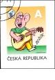 Čtyřlístek - Bobík - razítkovaná známka A - č. 681
