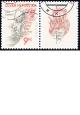 Mistr Jan Hus - kupon pravý - razítkovaná známka A - č. 325