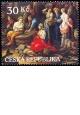 Umění 2008 - razítkovaná známka - č. 580