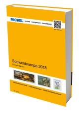 MICHEL - Evropa 2 - Südwesteuropa - katalog známek 2018