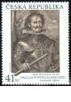 Umělecká díla na známkách - Paulus Pontius - č. 1012 - za nominál