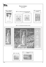 Albové listy POMfila SR - r. 2017, A4, papír 160 g, zákl. verze - (5), vč. zesílených obalů