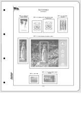 Albové listy POMfila SR - ročník 2018, A4, papír 160 g, zákl. verze - (5), vč. zesílených obalů