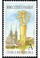 100. výročí založení Masarykovy univerzity - č. 1018 - za nominál