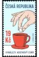 České vynálezy - Kostkový cukr - č. 1024 - za nominál
