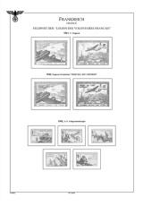 Albové listy A4 POMfila - Německé zahraniční legie 1941-1945 - nezasklené, (42 listů), vč. zesílených euroobal