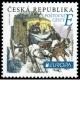 EUROPA - Poštovní cesty - č. 1070 - za nominál