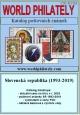 Katalog poštovních známek - Slovenská republika (1993-2019) - World Philately 2020 na CD-ROM médiu