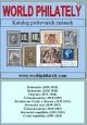 Ceník poštovních známek - katalog World Philately 2020 - 9 zn. zemí na DVD
