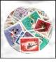 Maďarsko - balíček poštovních známek POMfila - 50 ks