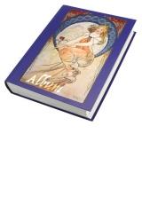Zásobník na poštovní známky - 60 stran - bílé listy - SAFE retro potisk - č. 100