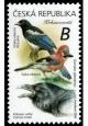 Zpěvní ptáci v našem okolí - Krkavcovití - č. 1076 - za nominál