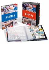 Zásobník na známky STAMPS - A4 - 32 stran - 361 242