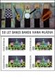 50 let Banjo Bandu Ivana Mládka - známkový sešitek - VZS33