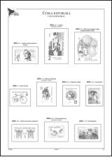 Albové listy A4 POMfila ČR - r. 2020, rozšířená - (41 listů), vč. zesílených euroobalů, nezasklené, papír 160g