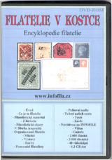 Encyklopedie Filatelie v kostce na DVD
